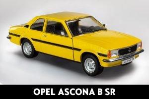 Opel Ascona B SR Image